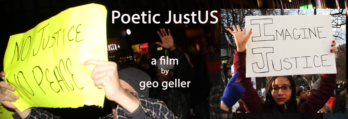 Poetic JustUS a film by geo geller